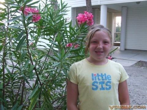 Cape San Blas, FL. '07 - Katie