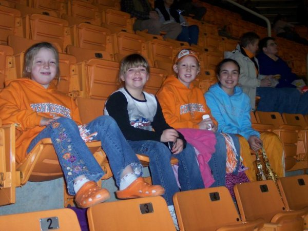 Lady Vols vs. UConn '06
