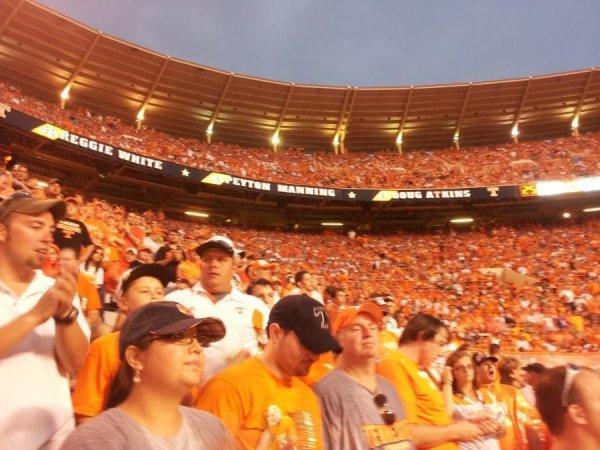 Tennessee Montana Weekend