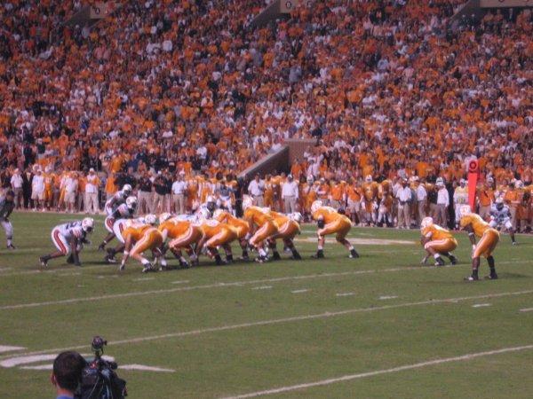 Auburn - Tenn game
