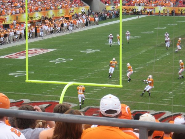 Opening Kick-off