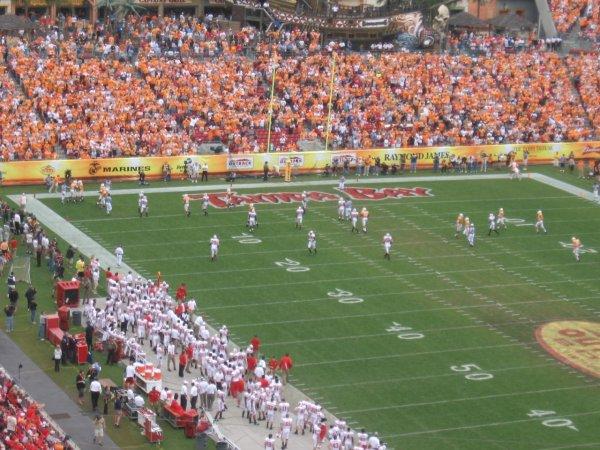 Touchdown Tennessee!