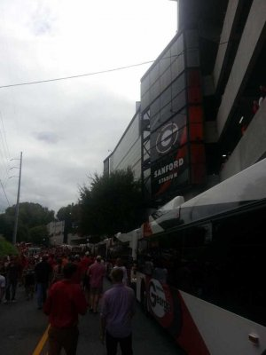 Vols at Dawgs - Sep 27, 2014