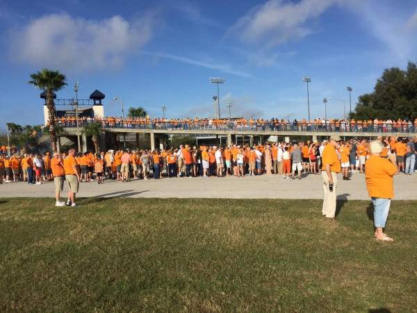 volwalk in Tampa